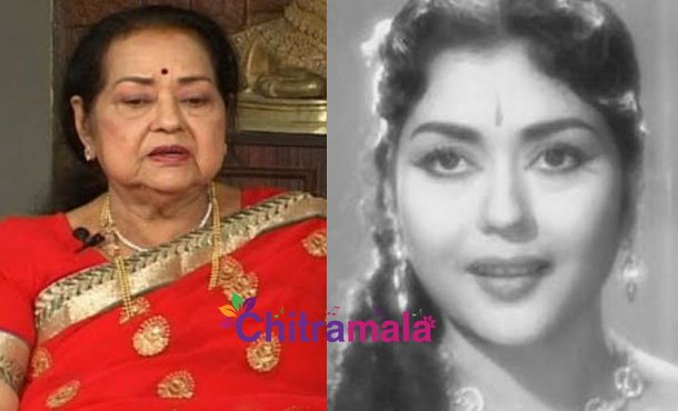 Actress Krishna Kumari Died