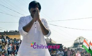 Pawan Gets Support from Mega Heroes