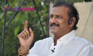 Mohan Babu Comments on Politicians