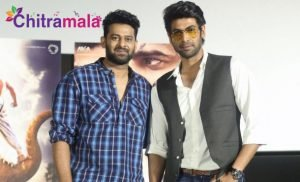 Prabhas and Rana
