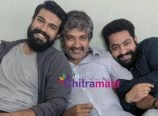 SS Rajamouli Ram Charan and Jr NTR Movie