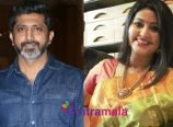 Mohan Raja and Sneha