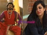 Arshi Khan in Prabhas Movie