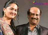 Anushka and Rajinikanth