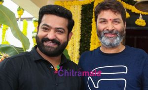 Jr NTR Look in Trivikram Movie