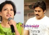 Manjula and Pawan Kalyan