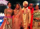 Sridevi Family at an Wedding event
