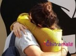 Virat and Anushka Sharma Kiss