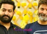 Jr NTR and Trivikram Movie