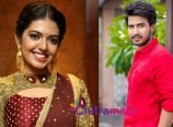 Shivani with Vishnu Vishal