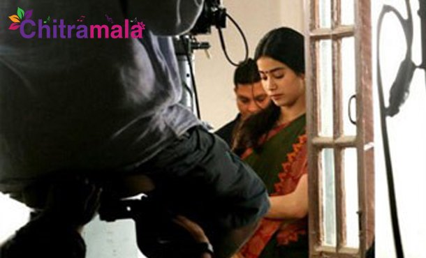 Janhvi Kapoor Back to shooting