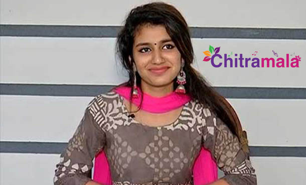 Priya Prakash in Tollywood