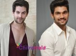 Neil Nitin Mukesh and Bellamkonda Sreenivas