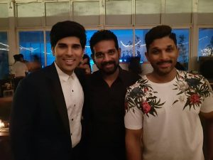Allu Arjun Celebrates Birthday with his family