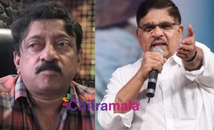 Allu Aravind on RGV