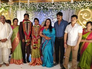 Boyapati Srinu Brother Daughter Tejaswini Engagement Photos