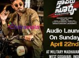NPS Audio Launch Date and Venue