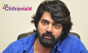 Naveen Chandra in Trivikram Movie