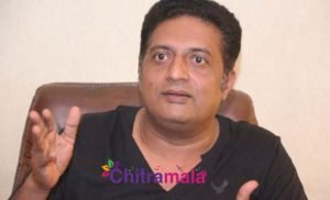Prakash Raj Files a Case