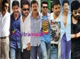 Tollywood Heroes Meeting