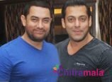 Aamir Khan and Salman Khan