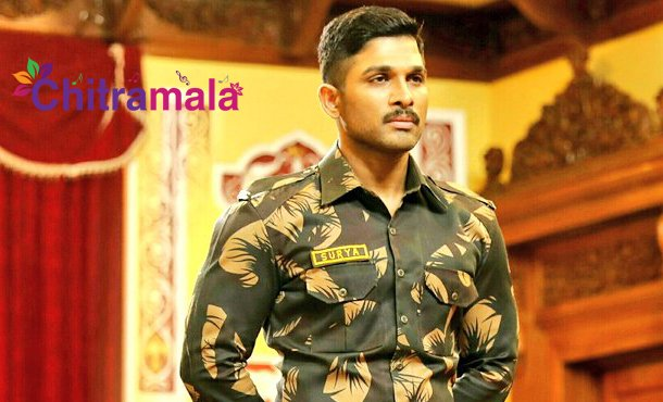 Allu Arjun Applied for Military