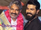 Ram Charan and Rajamouli Movie