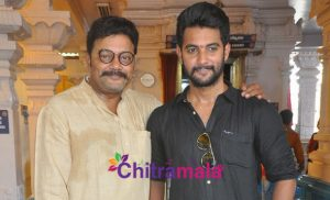 Saikumar Son Aadi New Movie
