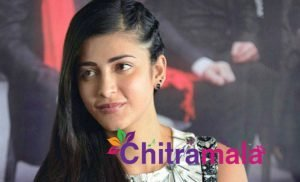 Shruti Haasan Entry