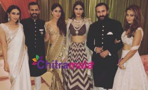 Sonam Ahuja Wedding Reception