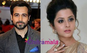 Vedhika with Emraan Hashmi