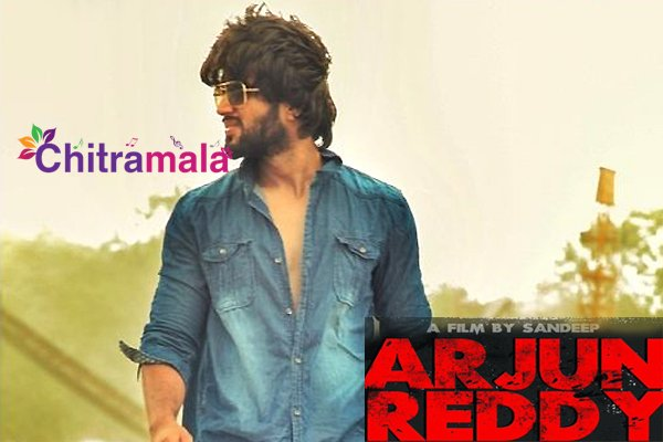 Vijay in Arjun Reddy