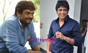 Nagarjuna and Puri Jagannadh