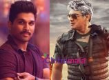 Allu Arjun and Ajith