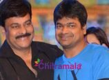 Chiranjeevi and Harish Shankar