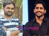 Maruthi and Naga Chaitanya