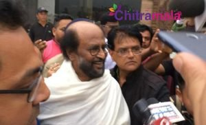 Rajinikanth in Darjeeling