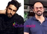 Ranveer Singh and Rohit Shetty in Temper Remake