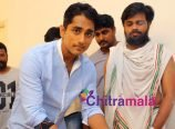 Siddharth and Catherine Movie