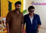 Varun Tej and Venkatesh F2 Launch