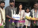 Vijay Sethupathi and Anjali Movie Launch