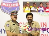 Police vs Tollywood Match