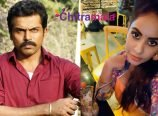 Karthi and Sri Reddy