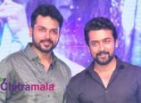 Karthi and Surya