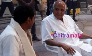 Ramoji Rao and Krish