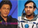 SRK New Movie Salute