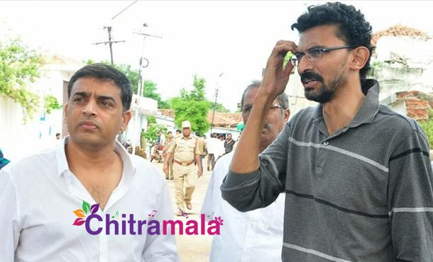 Shekar Kammula and Dil Raju