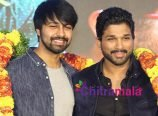 Allu Arjun at Vijetha Successmeet