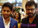 Venkatesh and Naga Chaitanya Movie