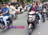 Aayush Sharma Traffic Police